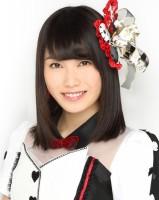 20位 横山由依 8,667票 (AKB48 Team A)
