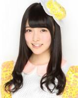 21位 大森美優 8,655票 (AKB48 Team 4)