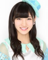 26位 岡田奈々 8,130票 (AKB48 Team 4)