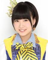 30位 朝長美桜 7,069票 (HKT48 Team KIV / AKB48 Team 4 兼任)