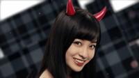 """ロート製薬のリップケア製品『リップベビークレヨン』の新CMで""""悪魔""""に変身した橋本環奈"""