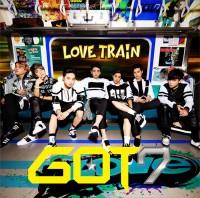 GOT7のアルバム『LOVE TRAIN』【初回生産限定盤B】