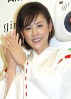 『girls pic開運ネイルマガジン』発表イベントに出席した高橋真麻 (C)ORICON NewS inc.