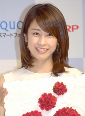フリーアナウンサーとなった加藤綾子