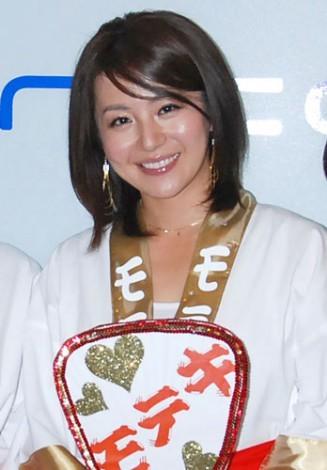 映画『モテキ』PRのためオリコンに来社したテレビ東京の大橋未歩 (C)ORICON DD inc.