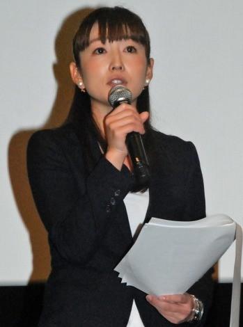 テレビ東京・狩野恵里 (C)ORICON NewS inc.