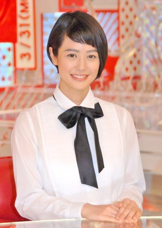 TBS『あさチャン!』で司会を務める夏目三久 (C)ORICON NewS inc.