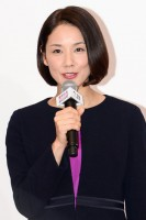 吉田羊/映画『HERO』完成報告会見、法務省旧本館前にキャスト勢揃い!(写真:鈴木一なり)
