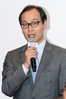 正名僕蔵/映画『HERO』完成報告会見、法務省旧本館前にキャスト勢揃い!(写真:鈴木一なり)