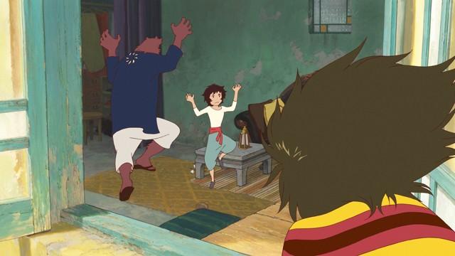 広瀬すず 『バケモノの子』インタビュー(C)2015 THE BOY AND THE BEAST FILM PARTNERS