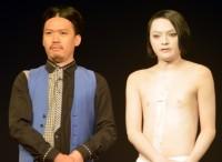 ピスタチオ(左から)伊地知大樹、小澤慎一朗 (C)ORICON NewS inc.