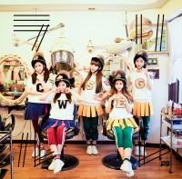 CRAYON POPのシングル「ラリルレ」【特別盤(CD+DVD)】