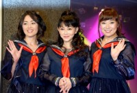 風間三姉妹 (C)ORICON NewS inc.