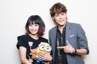 宮野真守&LiSA 『ミニオンズ』インタビュー(写真:鈴木一なり)
