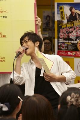 勝 勝次郎として歌手デビューした俳優の勝地涼