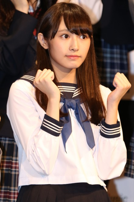 渡辺梨加(わたなべ りか)20歳・茨城県