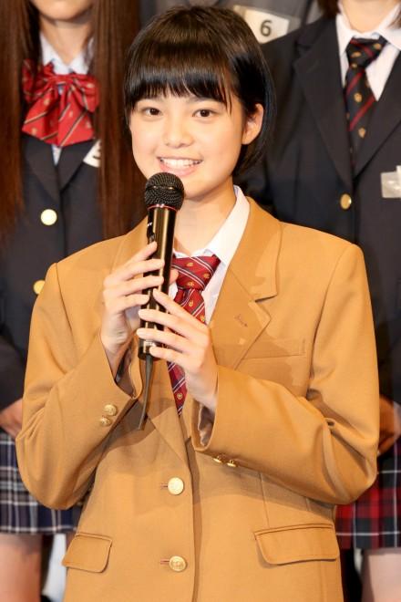 平手友梨奈(ひらて ゆりな)14歳・愛知県