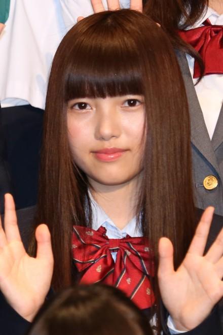 上村莉菜(うえむら りな)18歳・千葉県