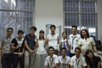 ドキュメンタリー番組『エシカルの贈りもの〜ハピネスをつくるデザイン〜』で訪れたフィリピン・ボホール島のFABLABにて