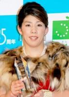 国民栄誉賞にも輝いた女子レスリング界のスーパースター吉田沙保里選手(C)ORICON NewS inc.