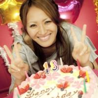 女子サッカー「なでしこジャパン」の丸山桂里奈選手の配信曲「Happy Birthday to You」ジャケット写真