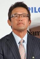 現役時代は東京ヤクルトスワローズで活躍し、同球団の監督を務めた古田敦也氏(C)ORICON NewS inc.