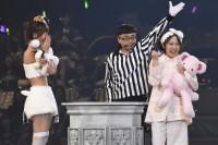 AKB48グループ『第6回じゃんけん大会』高城亜樹(AKB48 Team K)、岡田彩花(AKB48 Team 4)