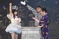 AKB48グループ『第6回じゃんけん大会』佐藤妃星(AKB48 Team 4)、山本彩(NMB48 Team N)