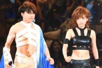 AKB48グループ『第6回じゃんけん大会』高橋みなみ(AKB48 Team A)、西川貴教(T.M.Revolution)