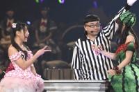 AKB48グループ『第6回じゃんけん大会』渋谷凪咲(NMB48 Team B?)、白間美瑠(NMB48 Team M)