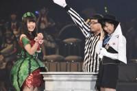 AKB48グループ『第6回じゃんけん大会』渋谷凪咲(NMB48 Team B�U)、荒井優希(SKE48 Team K�U)