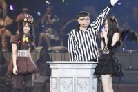AKB48グループ『第6回じゃんけん大会』込山榛香(AKB48 Team 4)、磯佳奈江(NMB48 Team B�U)
