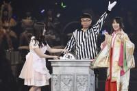 AKB48グループ『第6回じゃんけん大会』下口ひなな(AKB48 Team K)、名取稚菜(AKB48 Team 4)