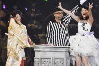 AKB48グループ『第6回じゃんけん大会』下口ひなな(AKB48 Team K)、堀詩音(NMB48 ドラフト研究生)