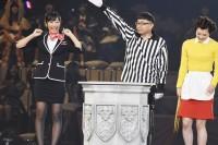AKB48グループ『第6回じゃんけん大会』藤田奈那(AKB48 Team K)、田名部生来(AKB48 Team B)