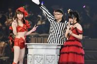 AKB48グループ『第6回じゃんけん大会』小林香菜(AKB48 Team B)、野口由芽(SKE48 Team S)