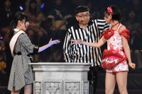 AKB48グループ『第6回じゃんけん大会』武藤十夢(AKB48 Team K)、兒玉遥(HKT48 Team H)