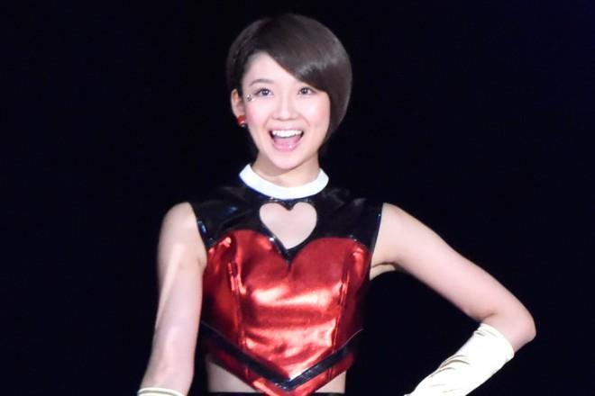 AKB48グループ『第6回じゃんけん大会』磯原杏華(SKE48 Team E)