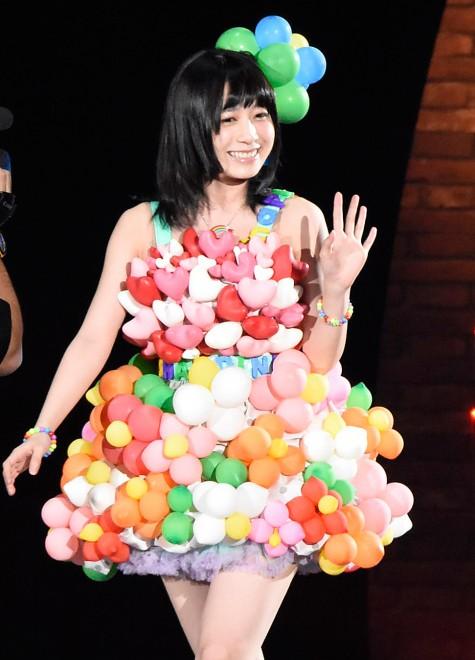 AKB48グループ『第6回じゃんけん大会』佐々木優佳里(AKB48 Team A)