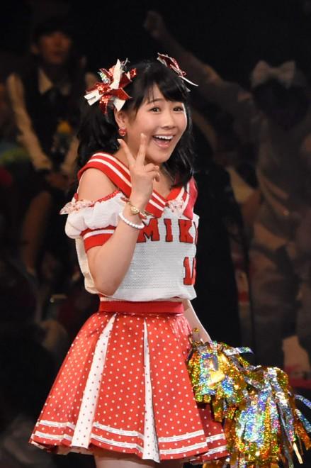 AKB48グループ『第6回じゃんけん大会』西野未姫(AKB48 Team 4)