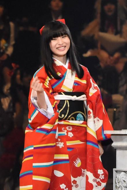 AKB48グループ『第6回じゃんけん大会』福岡聖菜(AKB48 Team B)