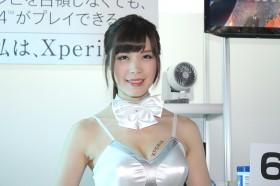 『東京ゲームショウ2015』コスプレイヤー