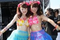 セクシー系からキュートまで、『ULTRA JAPAN 2015』に来場した美女たち