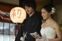 能登編キャストが集結した結婚式