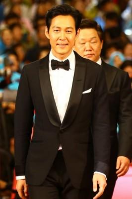 韓国のスター、イ・ジョンジェ