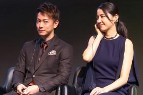 日本代表、佐藤健と長澤まさみ