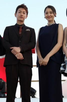 『アジアキャスティングマーケット』日本代表に選ばれた佐藤健と長澤まさみ