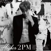 2PMのシングル「HIGHER」【初回生産限定盤B Junho盤】