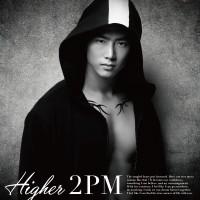 2PMのシングル「HIGHER」【初回生産限定盤B Taecyeon盤】