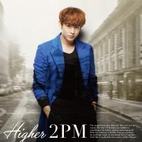 2PMのシングル「HIGHER」【初回生産限定盤B Nichkhun盤】
